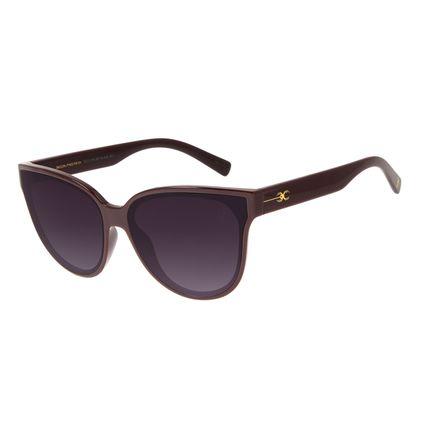 Óculos de Sol Feminino Marvel Viúva Negra Vinho OC.CL.3116-2017