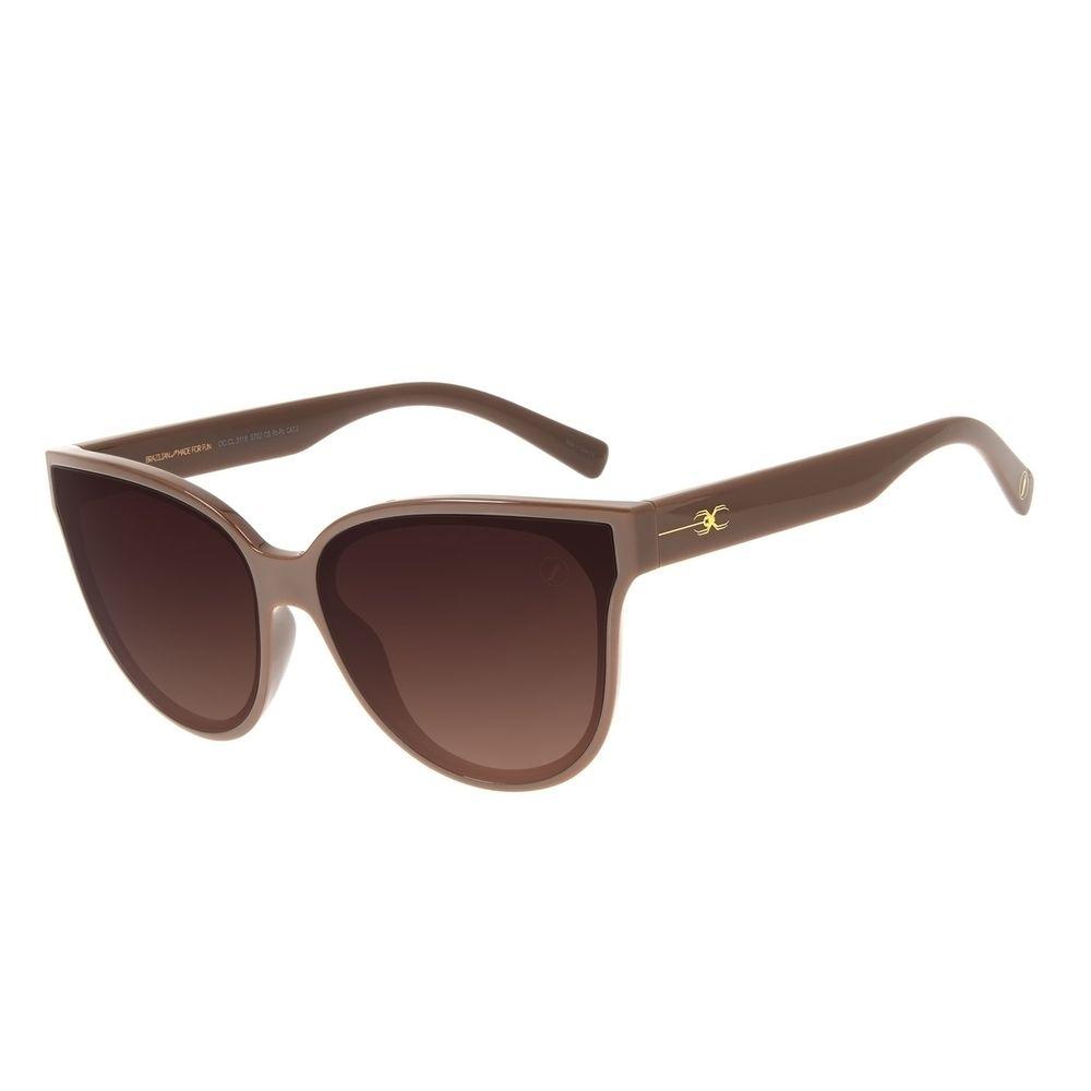 Óculos de Sol Feminino Marvel Viúva Negra Marrom OC.CL.3116-5702