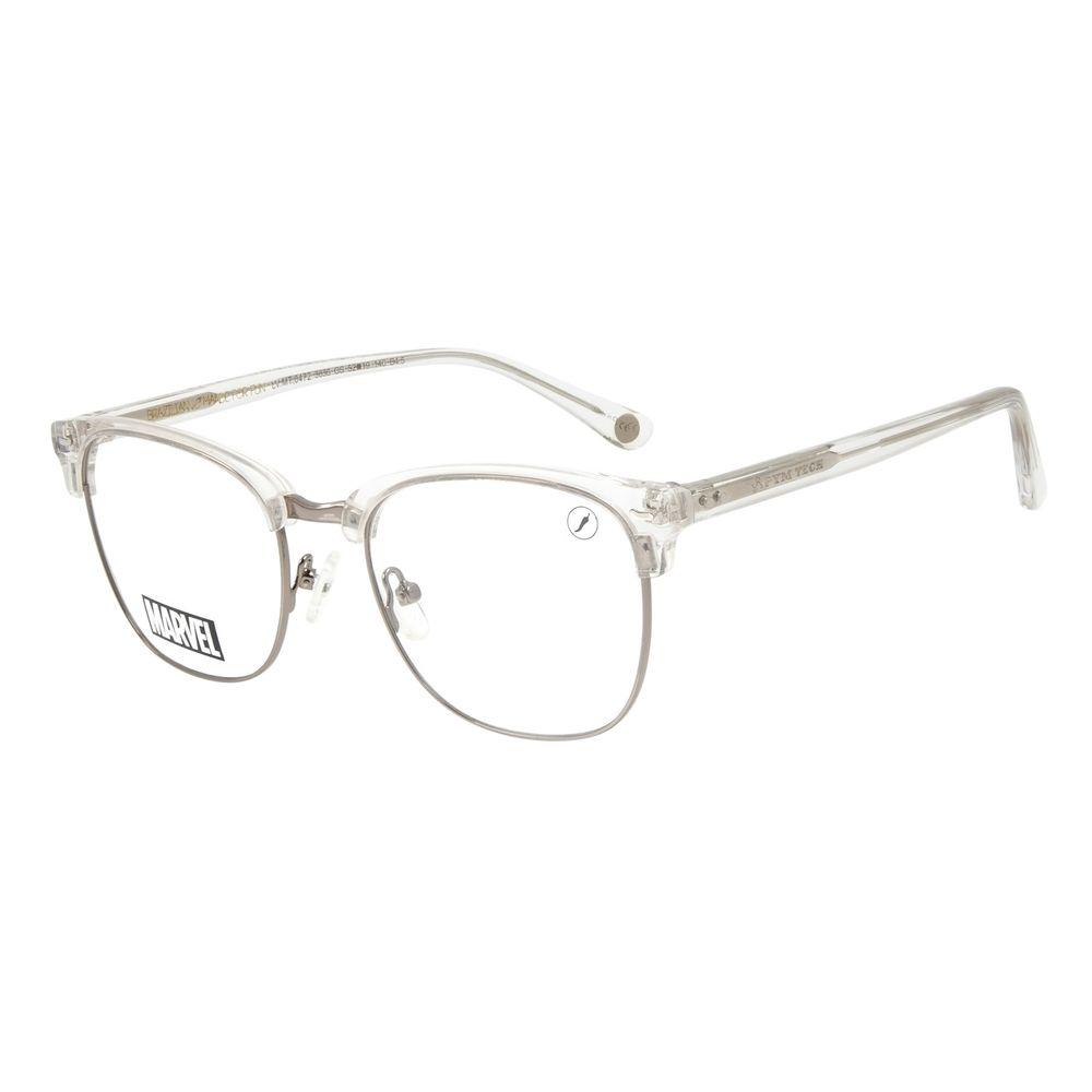 Armação Para Óculos de Grau Masculino Marvel Homem Formiga Transparente LV.MT.0472-3636