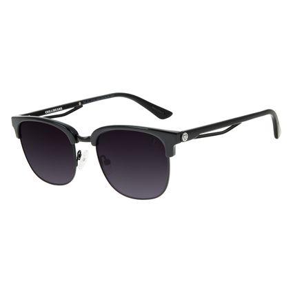Óculos de Sol Masculino Marvel Homem de Ferro Jazz Degradê OC.CL.3132-2001