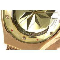 Relógio Analógico Feminino Marvel Thanos Dourado RE.MT.1122-2121.8