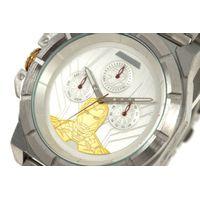 Relógio Analógico Masculino Marvel Iron Man Prata RE.MT.1123-0707.5