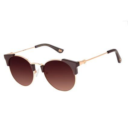 Óculos de Sol Feminino Marvel Viúva Negra Vinho OC.CL.3121-5717