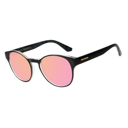 Óculos de Sol Unissex Marvel Comics Redondo Laranja OC.CL.3129-1101