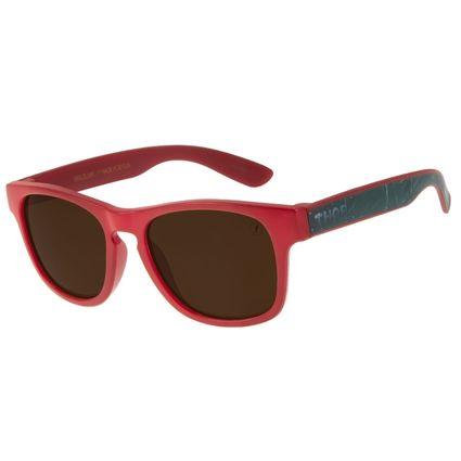 Óculos de Sol Infantil Marvel Thor Vermelho OC.KD.0669-0216