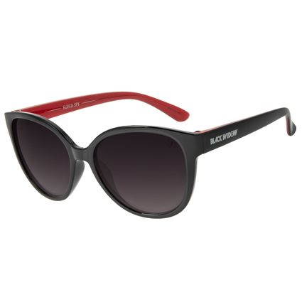 Óculos de Sol Infantil Marvel Viúva Negra Cinza Preto OC.KD.0670-2001