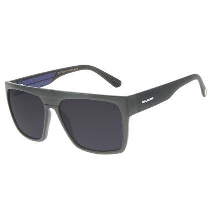Óculos de Sol Masculino Marvel Pantera Negra Fosco OC.CL.3117-0131