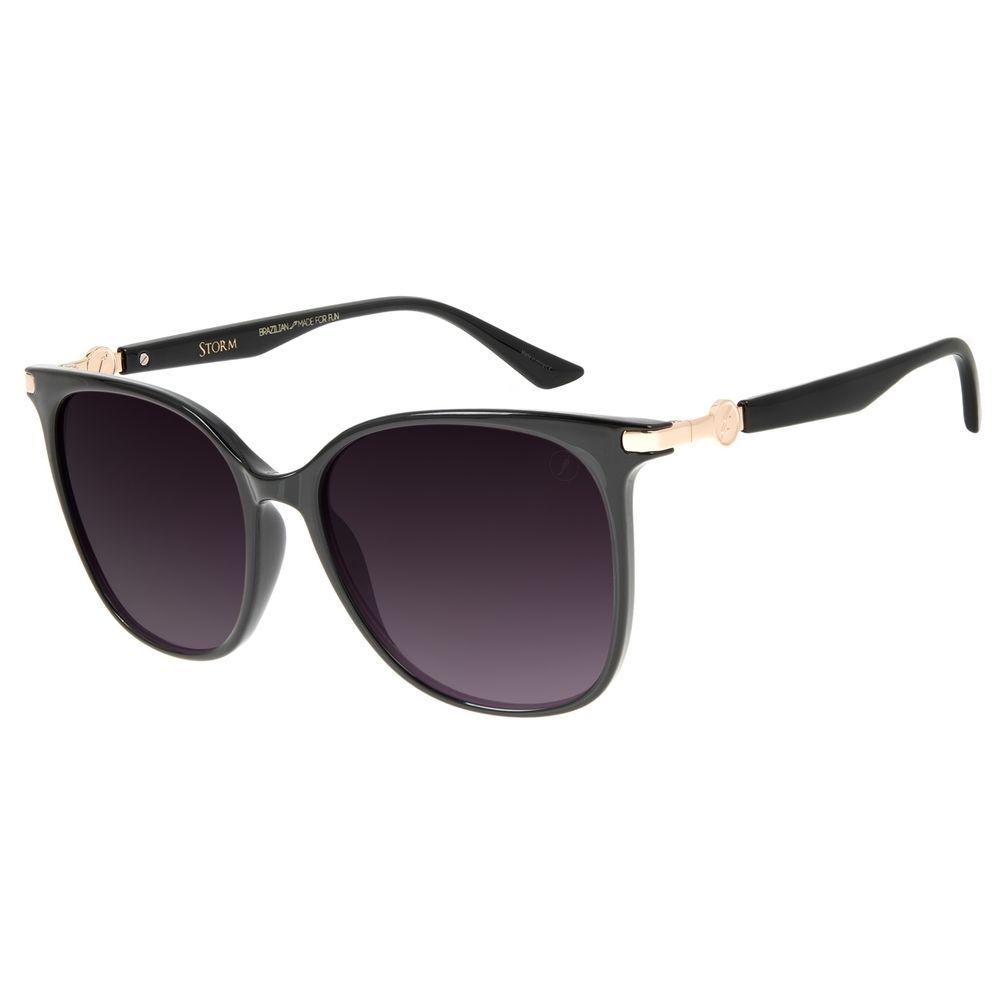 Óculos de Sol Feminino Marvel X-Men Preto OC.CL.3118-2001