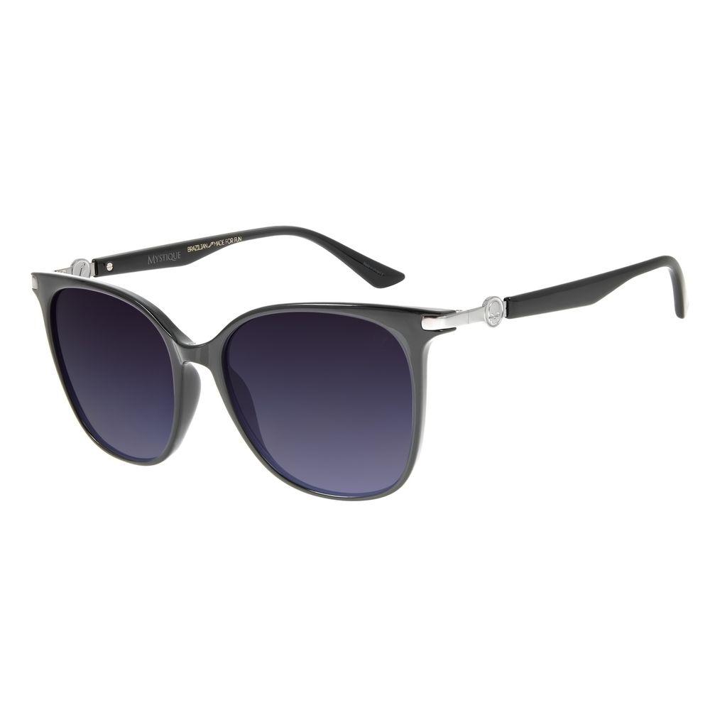 Óculos de Sol Feminino Marvel X-Men Degradê Azul OC.CL.3118-8301