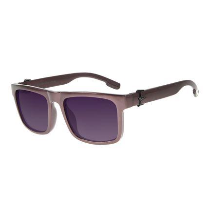 Óculos de Sol Masculino Marvel Pantera Negra Roxo OC.CL.3126-1414