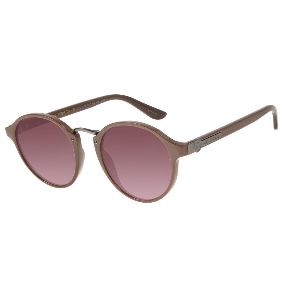 Óculos de Sol Unissex Marvel X-Men Redondo Marrom OC.CL.3128-5702