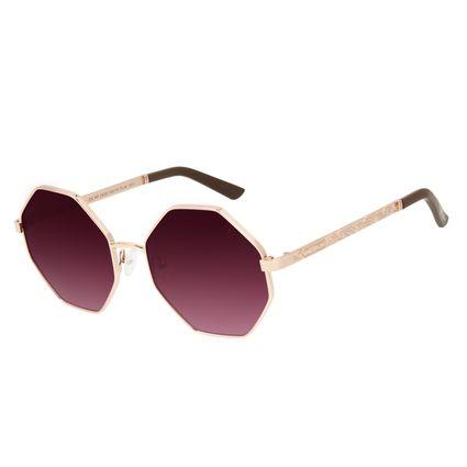 Óculos de Sol Feminino Marvel Rosé OC.MT.2938-1495