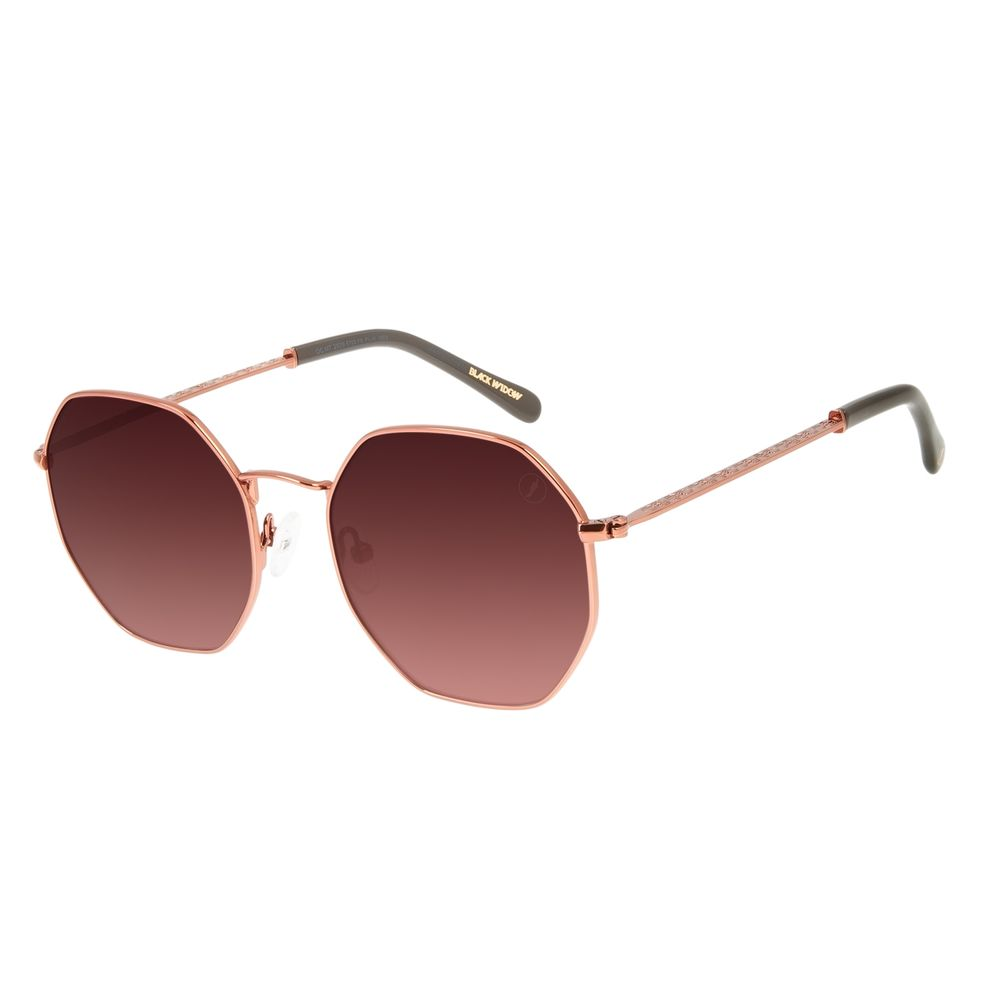 Óculos de Sol Feminino Marvel Viúva Negra Marrom OC.MT.2939-5702