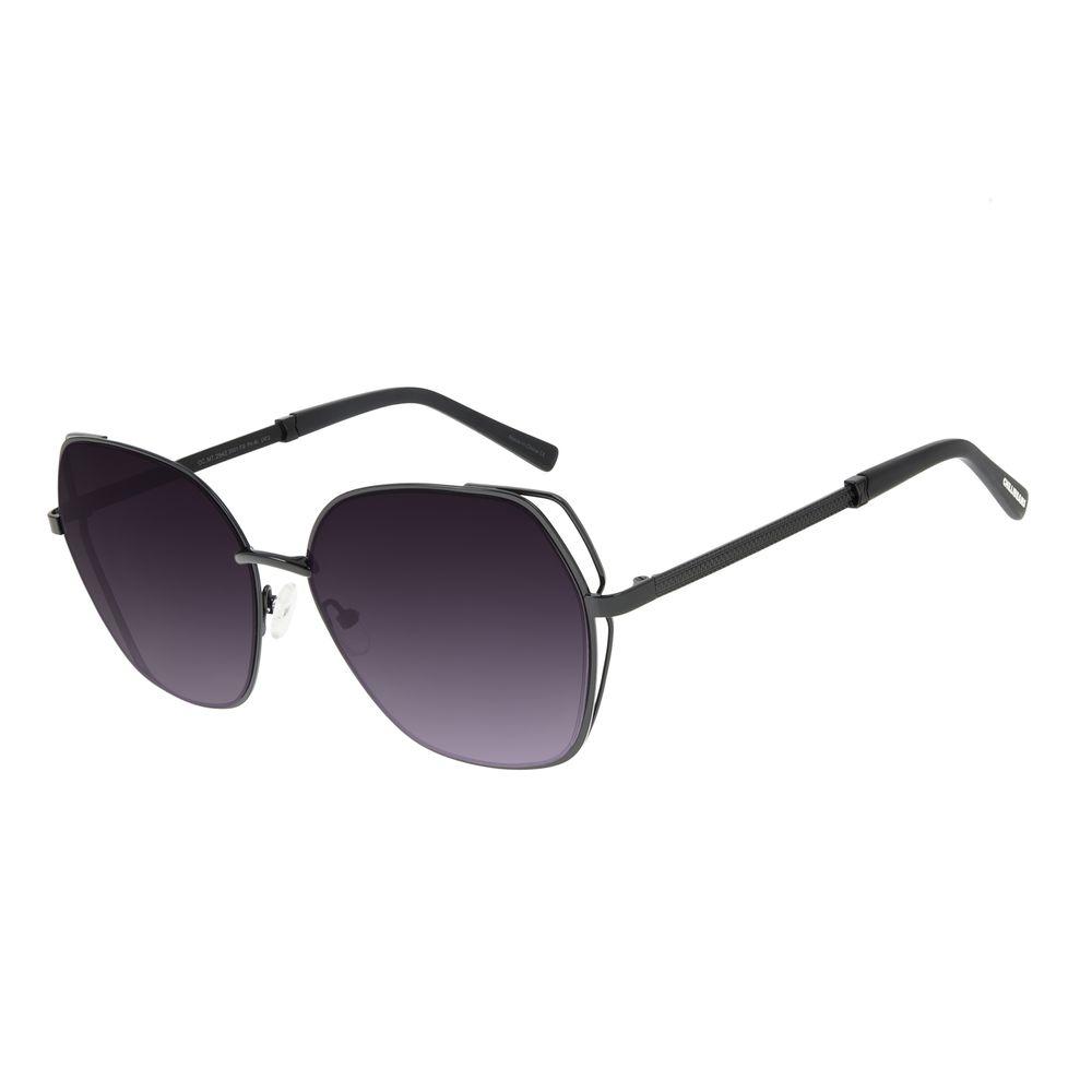 Óculos de Sol Feminino Marvel Viúva Negra Preto OC.MT.2942-2001