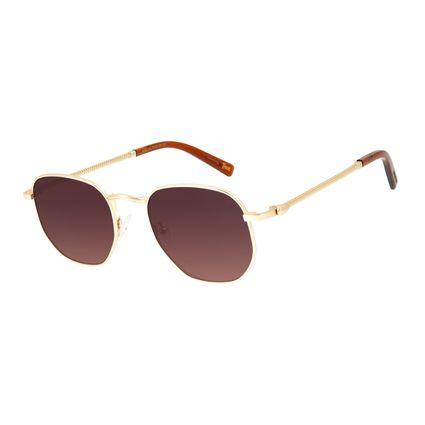 Óculos de Sol Unissex Marvel Thor Dourado OC.MT.2947-5721