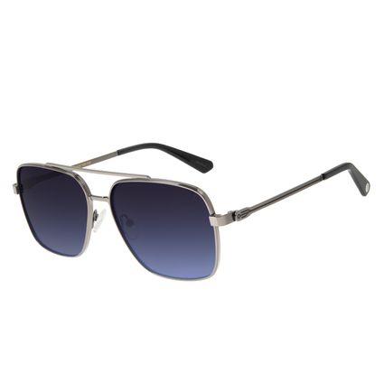 Óculos de Sol Masculino Marvel Homem de Ferro Degradê Azul OC.MT.2948-8322
