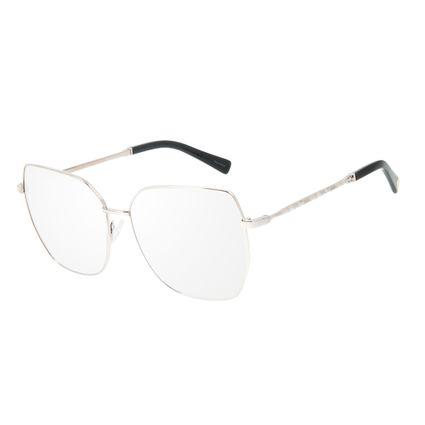 Óculos de Sol Feminino Marvel Pantera Negra Ônix OC.MT.2949-0522