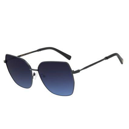 Óculos de Sol Feminino Marvel Pantera Negra Fosco OC.MT.2949-8331