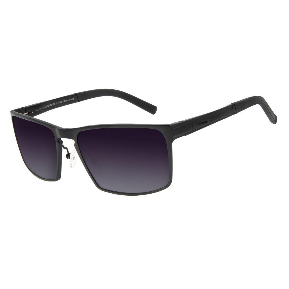 Óculos de Sol Chilli Beans Masculino Sport Polarizado Fosco 0224 OC.AL.0224-0131
