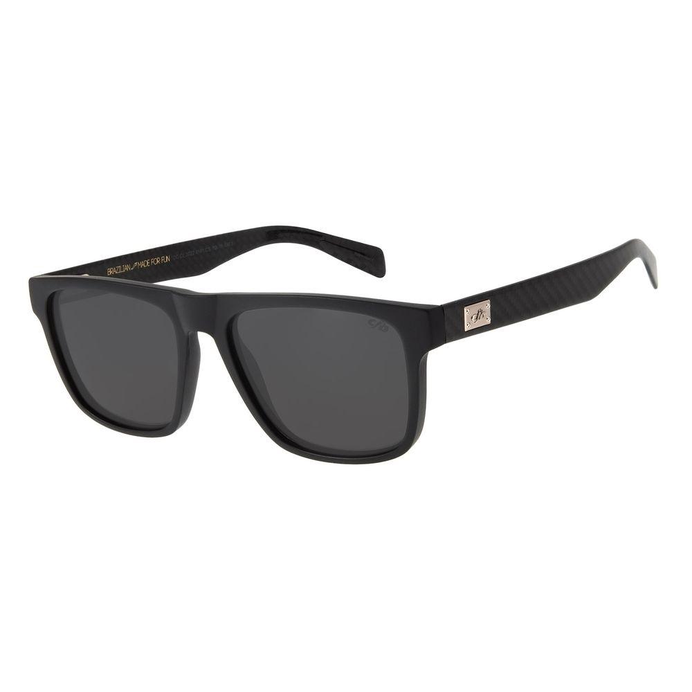 Óculos de Sol Masculino Chilli Beans Bossa Nova Preto OC.CL.3022-0101