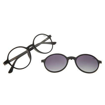 Armação Para Óculos De Grau Unissex Chilli Beans Preto LV.MU.0260-2001