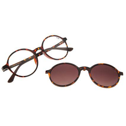 Armação Para Óculos De Grau Unissex Chilli Beans Degradê LV.MU.0260-2006