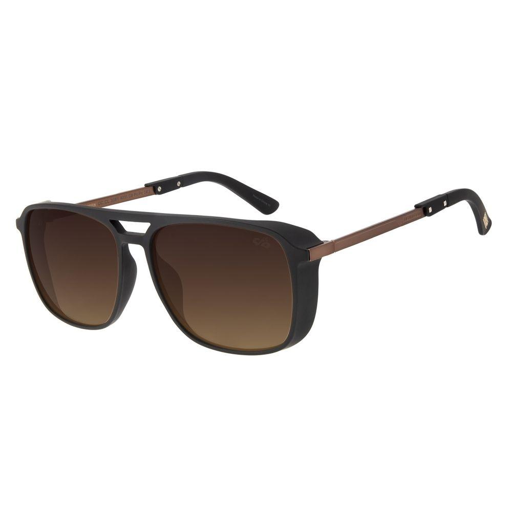 Óculos de Sol Masculino Bossa Nova Barber Shop Fosco OC.CL.3081-8231