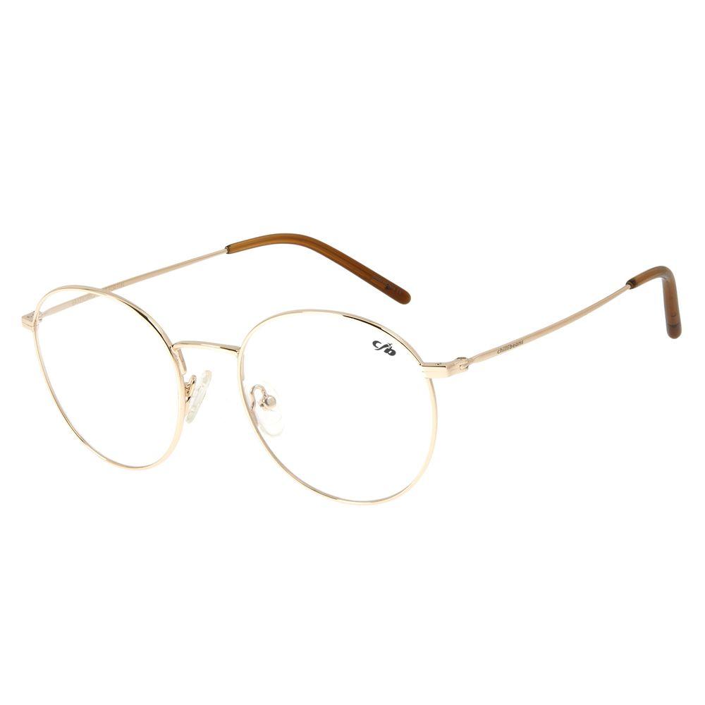 Armação Para Óculos de Grau Feminino Chilli Beans Dourado Claro LV.MT.0425-6464