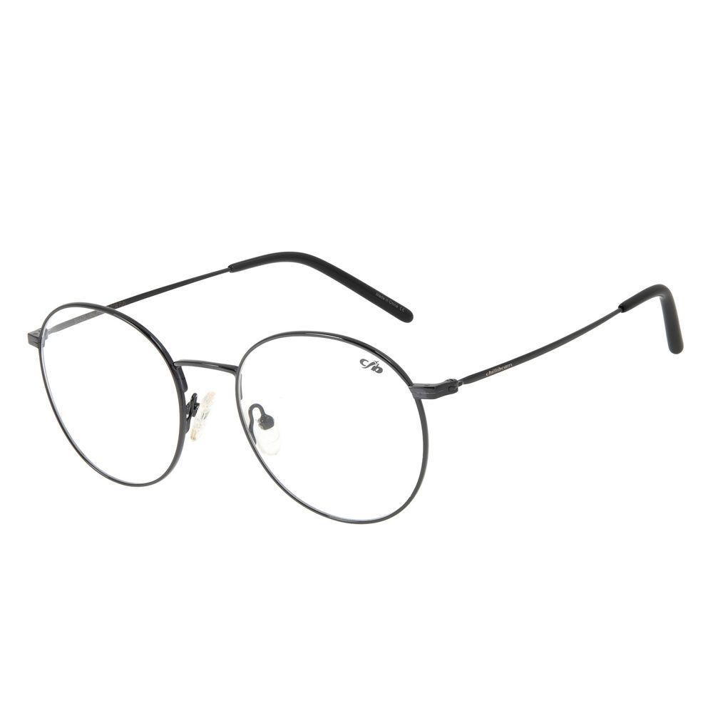 Armação Para Óculos de Grau Feminino Chilli Beans Preto LV.MT.0425-0101