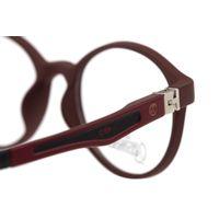 Armação Para Óculos de Grau Infantil Disney Vingadores Homem de Ferro Vinho LV.IJ.0165-1717.9