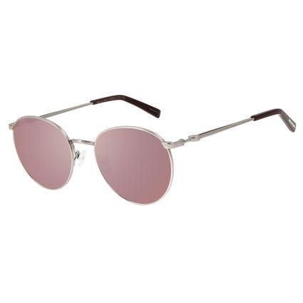 Óculos de Sol Unissex Marvel Thor Redondo Ônix OC.MT.2969-0522