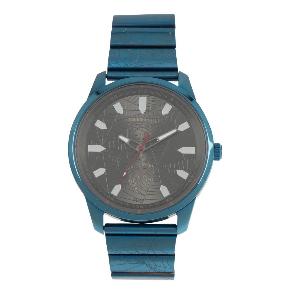 Relógio Analógico Masculino Marvel Homem Aranha Azul RE.MT.1148-2208