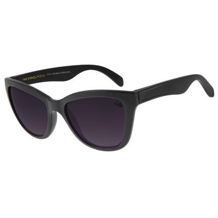 Óculos De Sol Feminino Chilli Beans Gatinho Fumê OC.CL.2535-0501