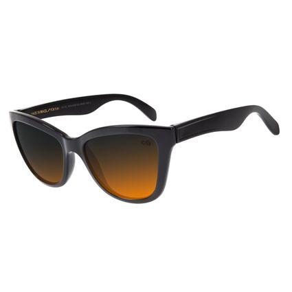 Óculos De Sol Feminino Chilli Beans Gatinho Azul Escuro OC.CL.2535-2090