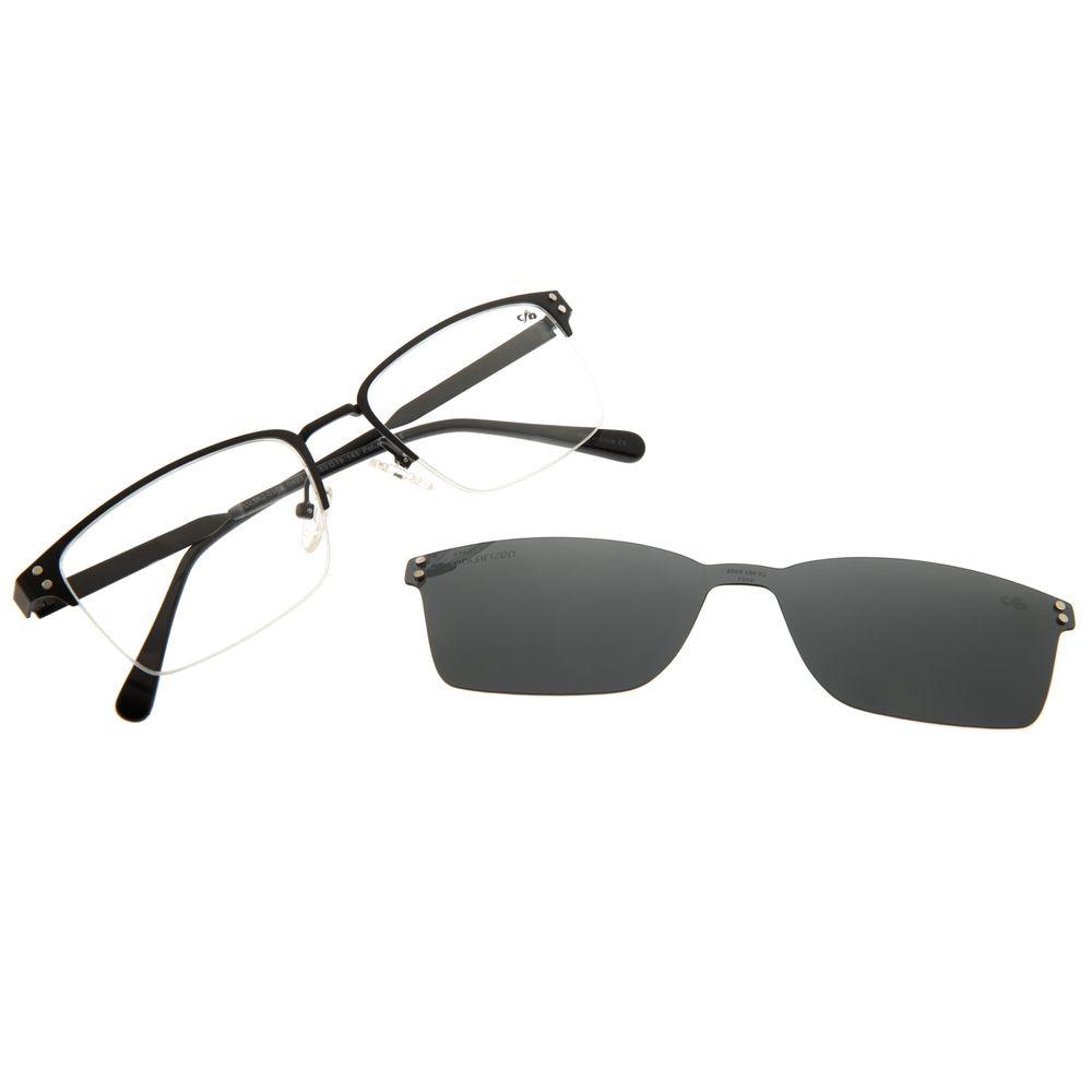 Armação Para Óculos Grau Masculino Chilli Beans Multi Preto Polarizado LV.MU.0359-0401