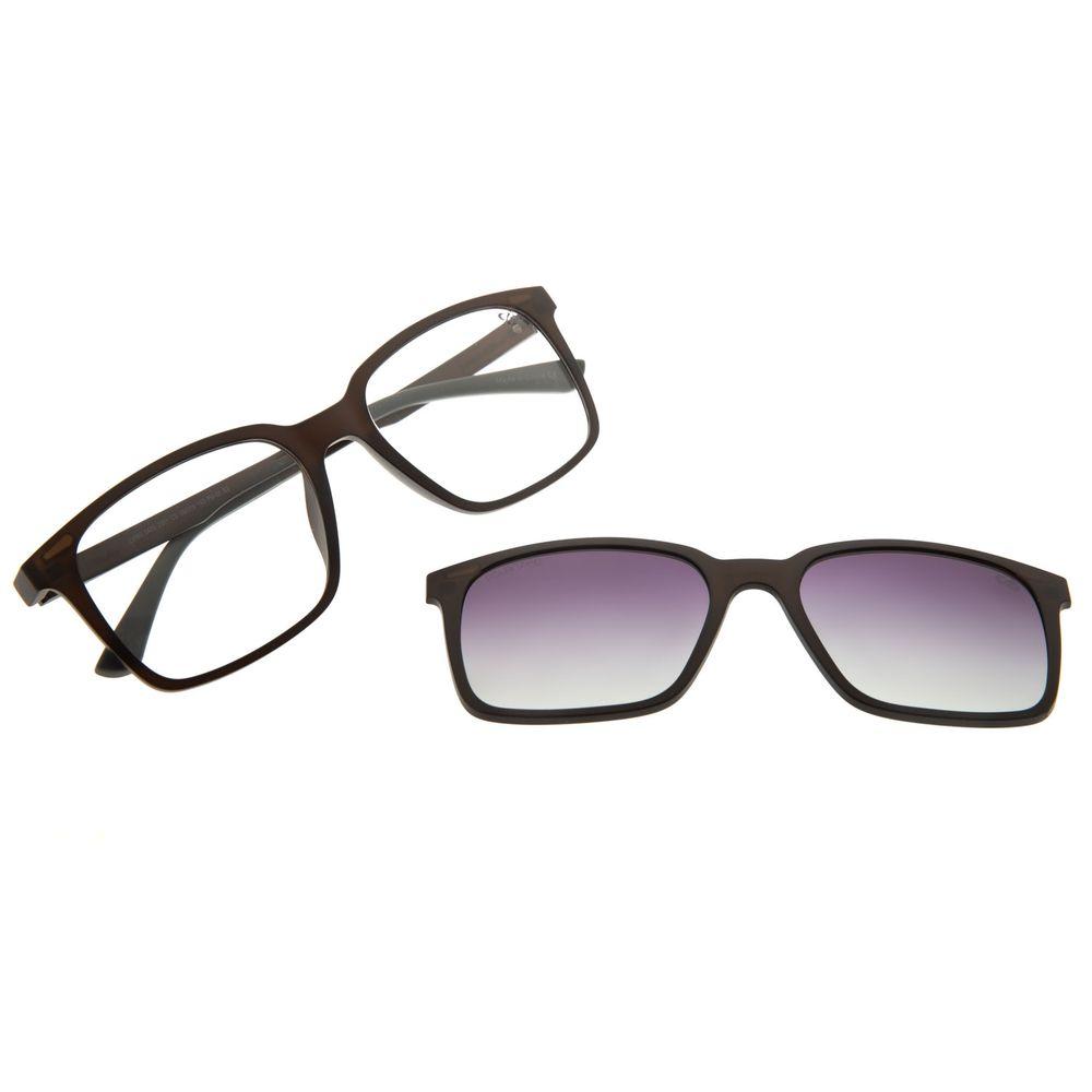 Armação Para Óculos De Grau Masculino Chilli Beans Multi Degrade Fosco LV.MU.0489-2001
