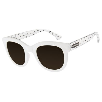 Óculos de Sol Infantil Chilli Beans Fashion Branco OC.KD.0526-0119