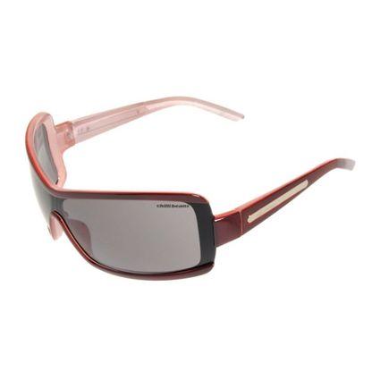 Óculos de Sol Unissex Chilli Beans Esportivo Vinho OC.ES.0635-0117