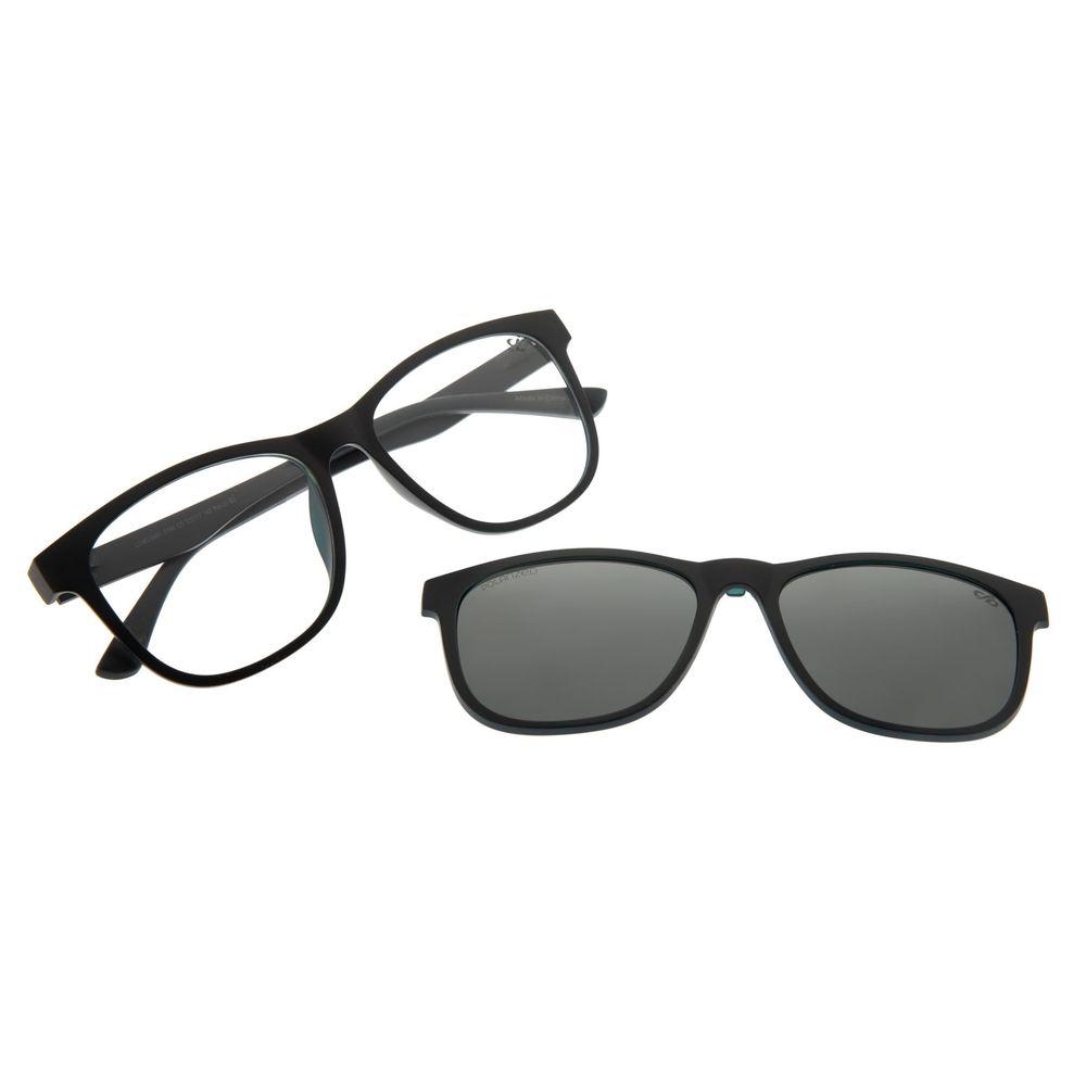 Armação Para Óculos Grau Feminino Chilli Beans Multi Azul Escuro Polarizado LV.MU.0491-0190