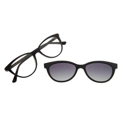 Armação Para Óculos de Grau Feminino Chilli Beans Multi Preto LV.MU.0219-2001