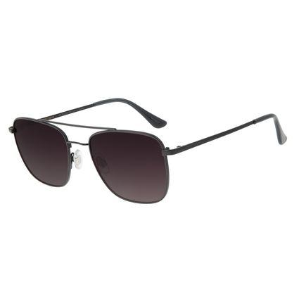 Óculos de Sol Unissex Chilli Beans Executivo Preto OC.MT.2833-2001