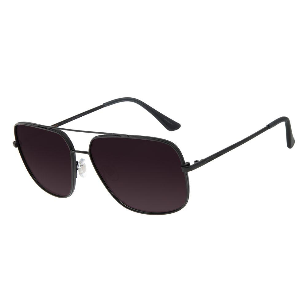 Óculos de Sol Unissex Chilli Beans Executivo Preto OC.MT.2834-2001