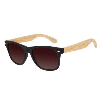 Óculos de Sol Masculino Chilli Beans Bossa Nova Degrade Marrom OC.CL.1869-5701