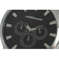 Relógio Analógico Masculino Chilli Beans Couro Ônix RE.CR.0436-2201.5