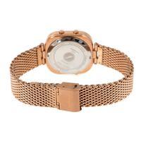 Relógio Digital Feminino Rosé Gold RE.MT.0879-9595.2
