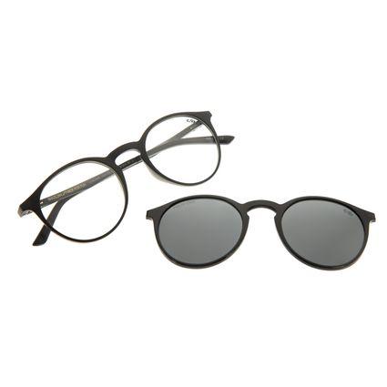 Armação Para Óculos De Grau Unissex Chilli Beans Multi Preto Polarizado LV.MU.0455-0101