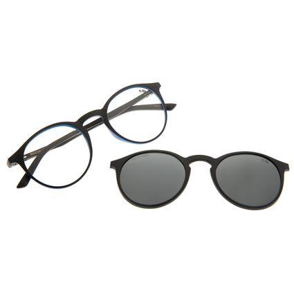Armação Para Óculos De Grau Unissex Chilli Beans Multi Azul Escuro Polarizado LV.MU.0455-0190