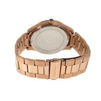 Relógio Analógico Feminino Rose Gold Marrom RE.MT.0881-0202.2