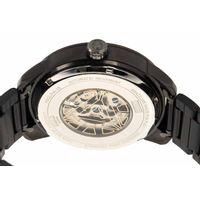 Relógio Automático Masculino Marvel Homem de Ferro Ônix RE.MT.1149-2122.8