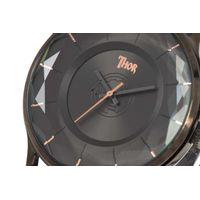 Relógio Analógico Feminino Marvel Thor Ônix RE.MT.1141-2222.5